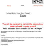School Entry: 1 October 2020